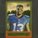 ODELL BECKHAM, JR. 2014 Topps Chrome Retro 1963 Rookie RC - NY Giants & LSU Tigers