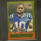 DONTE MONTCRIEF 2014 Topps Chrome Rookie RC - Ole Miss & Colts