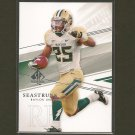 LACHE SEASTRUNK 2014 Upper Deck SP Authentic Rookie RC - Redskins & Baylor Bears