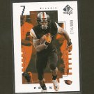BRANDIN COOKS 2014 SP Authentic Future Watch Rookie RC #/999- Patriots & Oregon State Beavers