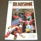 DEADSHOT: Beginnings Trade Paperback TPB, Graphic Novel - First Print DC Comics
