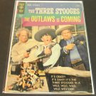 THE THREE STOOGES #22 Silver Age 12 cent - Gold Key Comics
