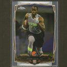 PIERRE DESIR 2014 Topps Chrome Rookie RC - Cleveland Browns & Lindenwood