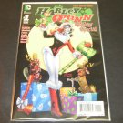 HARLEY QUINN 2014 Comic Book #1 Christmas Holiday Special DC Comics - New 52