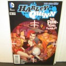 HARLEY QUINN 2014 Comic Book #4 - DC Comics New 52 - NM First Print Unread