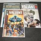 VALIANT Free Comic Book Day 2012-2014 Valiant Comic Book Lot/Set/Run Harbinger,X-O Manowar