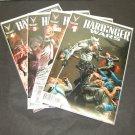 HARBINGER WARS 2013-current Valiant Comic Book Lot/Set/Run #1,2,3,4 - Vol. 2
