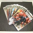 SHADOWMAN 2012-current Valiant Comic Book Lot/Set/Run #0,1,2,3,4,5,6,7,8,9-17 - Vol. 2