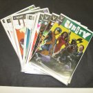 UNITY 2012-current Valiant Comic Book Lot/Set/Run #0,1,2,3,4,5,6,7,8,9-16 - Vol. 2