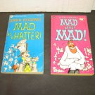 MAD Magazine Paperback BOOK Lot First Print - Sergio Aragones
