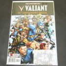 VALIANT - BLOODSHOT Reborn FCBD 25th Anniversary - 2015 FIRST PRINT - Valiant Comics