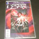 JUSTICE LEAGUE DARK 2014 Future's End Comic Book #1 Lenticular Cover DC Comics - New 52