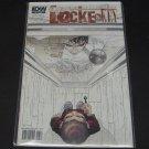 Locke & Key 2011 CLOCKWORKS #3 Dealer Incentive Variant - FIRST PRINT - IDW Comics - Joe Hill
