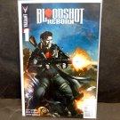 BLOODSHOT: Reborn #1 - 2015 FIRST PRINT Cafu Variant - Valiant Comics