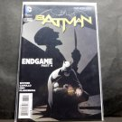 BATMAN #38 DC Comics New 52 - Endgame - Scott Snyder & Greg Capullo