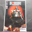 BLOODSHOT: Reborn #1 - 2015 FIRST PRINT Variant Cover D - Jeff Lemire Valiant Comics