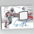 CARLOS HYDE 2014 SP Authentic Autograph Jersey Rookie Card RC #/550 - 49ers & Buckeyes