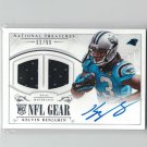 KELVIN BENJAMIN - 2014 National Treasures Autograph Jersey Rookie RC #/99- Panthers & Seminoles