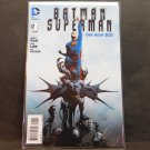 BATMAN SUPERMAN 2013 DC Comic Book New 52 #1 - Greg Pak, Jae Lee