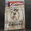SUPERMAN 2015 Comic Book #32 Bombshell Variant Cover DC Comics New 52