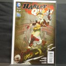 HARLEY QUINN 2015 Comic Book #7 Bombshell Variant Cover DC Comics New 52