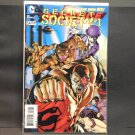 JUSTICE LEAGUE #23.4 Comic Book 3-D Villain 2013 DC Comics New 52 Justice Society