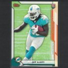 JAY AJAYI 2015 Topps Take it to the House PROMO Rookie RC - Boise State & Dolphins