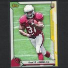 DAVID JOHNSON 2015 Topps Take it to the House PROMO Rookie RC - Northern Iowa & Arizona Cardinals