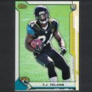 TJ T.J. YELDON 2015 Topps Take it to the House PROMO Rookie RC - Alabama Crimson Tide & Jaguars