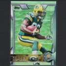 TY MONTGOMERY 2015 Topps Rookie RC - Stanford Cardinal & Packers