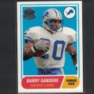 BARRY SANDERS 2015 Topps 60th Anniversary Retro Oklahoma State & Detroit Lions