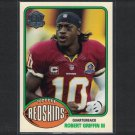 ROBERT GRIFFIN III 2015 Topps 60th Anniversary Retro Baylor Bears & Redskins