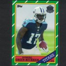 DORIAL GREEN-BECKHAM 2015 Topps 60th Anniversary Retro Rookie Oklahoma Sooners & Tennessee Titans