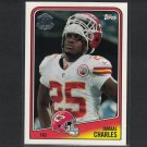 JAMAL CHARLES 2015 Topps 60th Anniversary Retro Texas Longhorns & Kansas City Chiefs