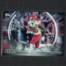 JAMAL CHARLES 2015 Topps Fantasy Focus Texas Longhorns & Kansas City Chiefs