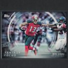 MIKE EVANS 2015 Topps Fantasy Focus Texas A&M & Buccaneers