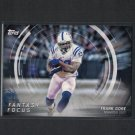 FRANK GORE 2015 Topps Fantasy Focus Colts & Miami Hurricanes
