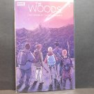 THE WOODS 2014 Comic Book #1 Second Print VARIANT Boom! Studios - James Tynion IV & Dialynas