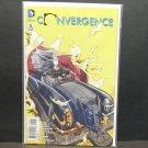 CONVERGENCE #8 2015 - 1:25 VARIANT DC Comics - Jill Thompson