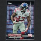 ODELL BECKHAM & LAWRENCE TAYLOR 2015 Topps Past & Present Performers - NY Giants
