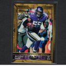 ANTHONY BARR 2015 Topps Gold Parallel Rookie RC #/2015 - UCLA Bruins & Vikings