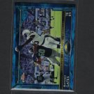 ANTONIO GATES 2015 Topps Chrome Blue Wave Refractor - Eastern Michigan & Chargers