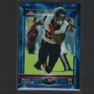 ARIAN FOSTER 2015 Topps Chrome Blue Wave Refractor - Texans & Tennessee Volunteers