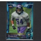 ERIC KENDRICKS 2015 Topps Chrome Blue Wave Refractor Rookie RC - UCLA Bruins & Vikings