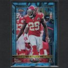 ERIC BERRY 2015 Topps Chrome Blue Diamond Refractor - KC Chiefs & Tennessee Volunteers