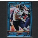 MATT FORTE 2015 Topps Chrome Blue Diamond Refractor Chicago Bears & Tulane