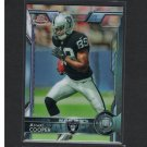 AMARI COOPER 2015 Topps Chrome Rookie RC - Alabama Crimson Tide & Oakland Raiders