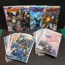 JUSTICE LEAGUE of AMERICA JLA Complete Run/Lot/Set #0 1 2 3 4 5 6 7-14 DC Comics New 52 Variants