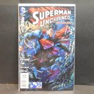 SUPERMAN UNCHAINED 2014 Comic Book #1 DC Comics New 52 - Scott Snyder, Jim Lee