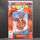 3-D Future's End EARTH 2 #1 Comic Book DC Comics New 52 - Lenticular